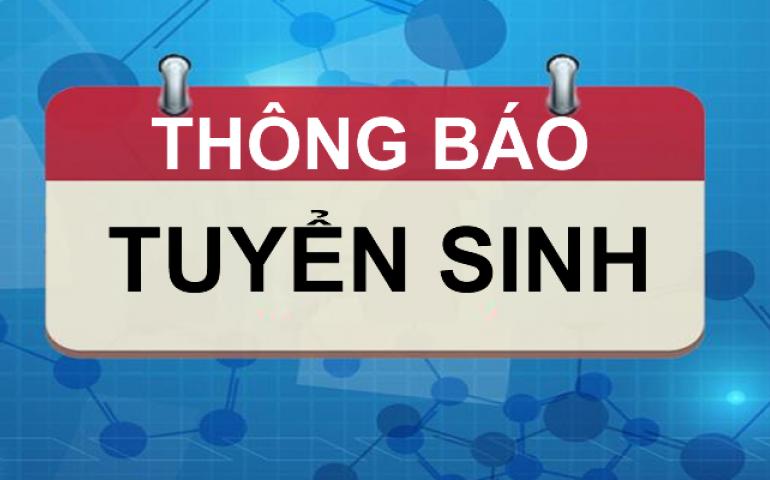 Kế hoạch tuyển sinh vào lớp 6 trường THCS Chu Mạnh Trinh năm học 2021 – 2022.